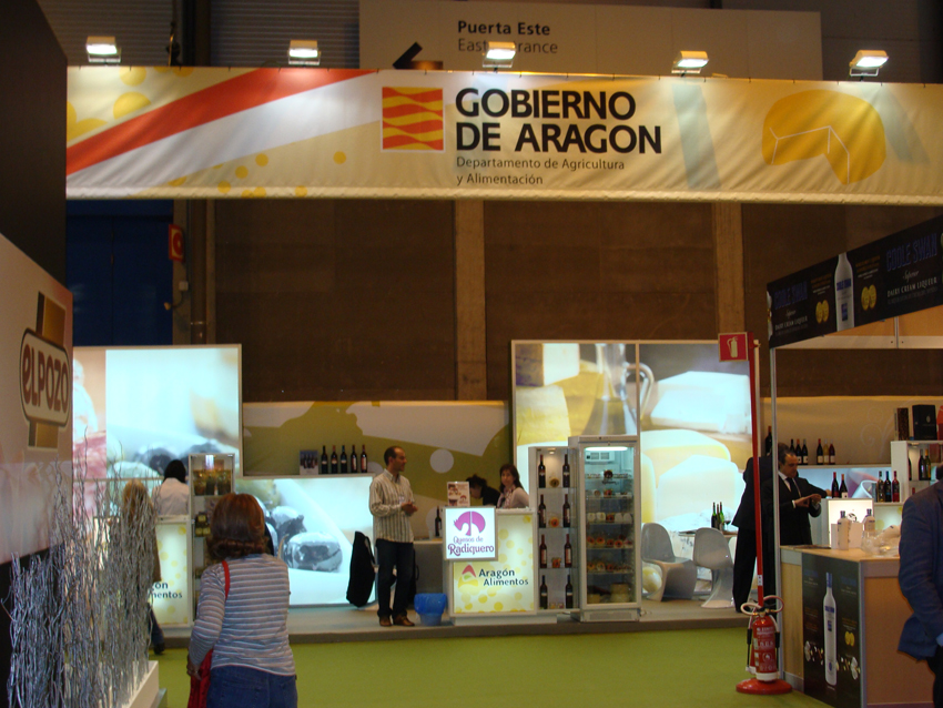 Salon del Gourmets Madrid, 2010