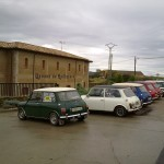 Visita amigos club mini cooper