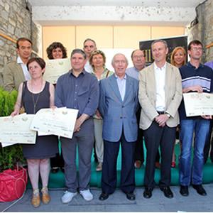 Premio Cata Concurso Biescas 2013