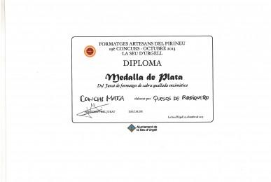 Medalla de Plata, Fira de Sant Ermengoll