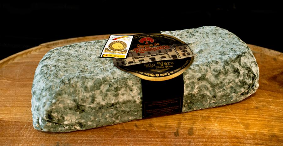 Río Vero, premiado como mejor queso del año 2013.