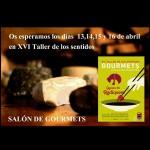 Quesos de Radiquero en el Salon del Gourmet