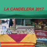 Quesos de Radiquero en la Feria de la Candelera