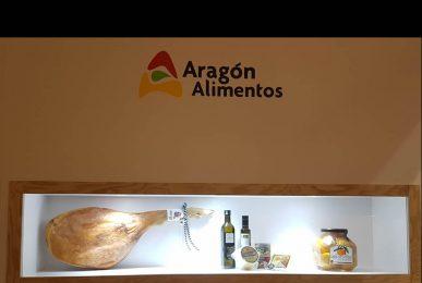 Fitur 2018 impulsando los productos aragoneses