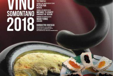 Festival Vino Somontano 2018