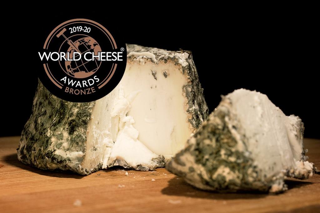 Río Vero premiado con medalla de Bronze en los World Cheese Awards 2019