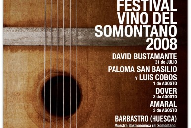 Festival Vino Somontano 2008