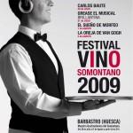 Festival del Vino Somontano 2009