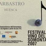 Fstival Vino Somontano 2007