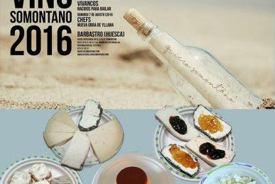 Quesos de Radiquero en el Festival Vino del Somontano de Barbastro