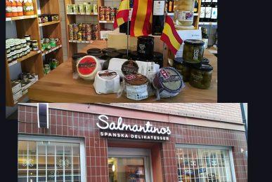 Quesos de Radiquero se vende en Estocolmo