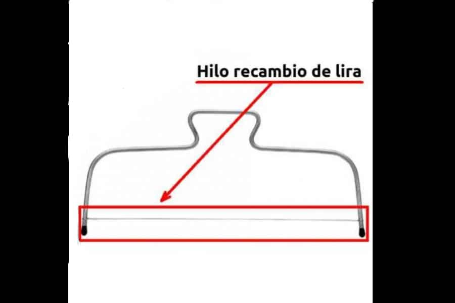 Hilo Recambio de lira