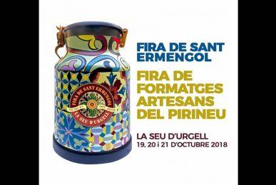 Llega la Fira milenaria de Sant Ermengol 2018